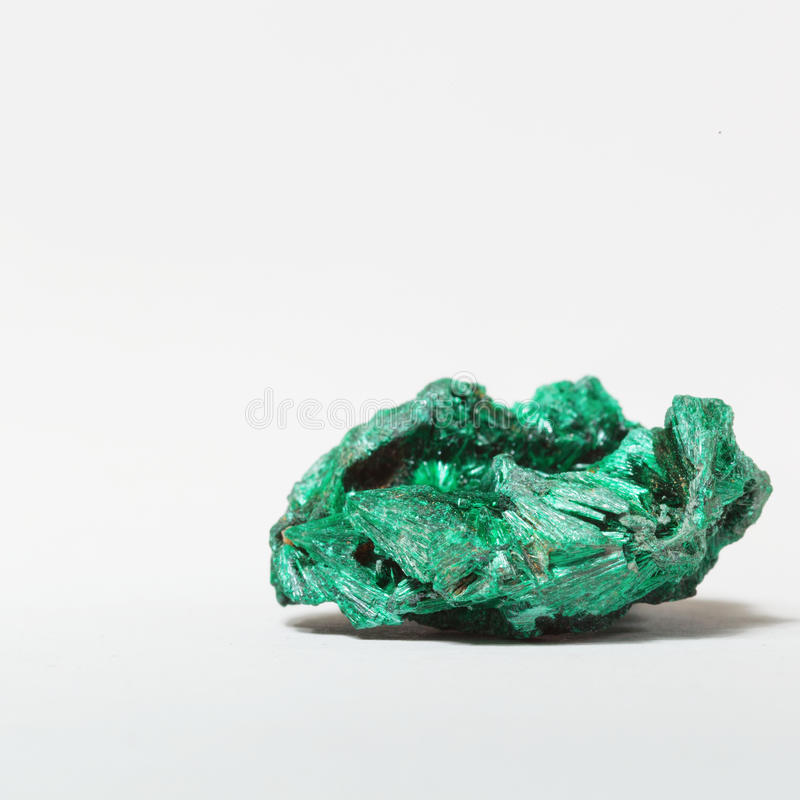 Un minerai de malachite photos libres de droits