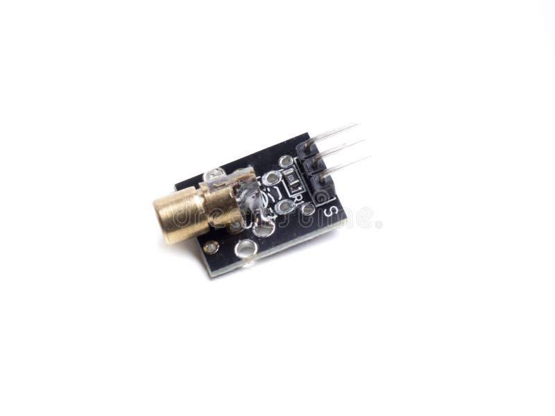 Un module de laser images libres de droits