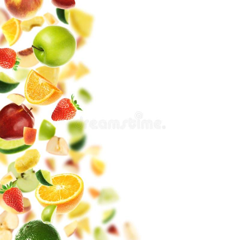 Un montón de frutas fotografía de archivo libre de regalías