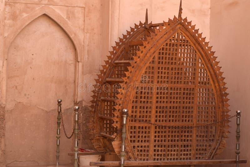 Un Nakhl in Yazd immagini stock libere da diritti
