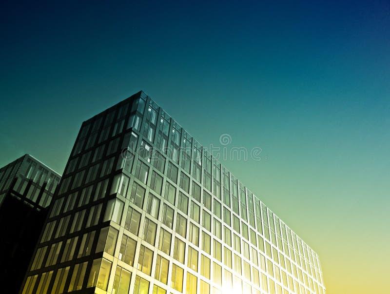 Un nuovo hotel a Stoccolma centrale fotografie stock