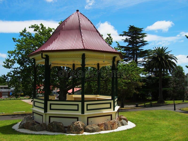 Un pavillon photos stock