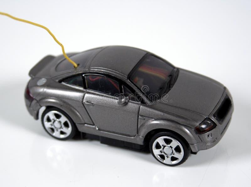Un pequeño coche de RC imágenes de archivo libres de regalías