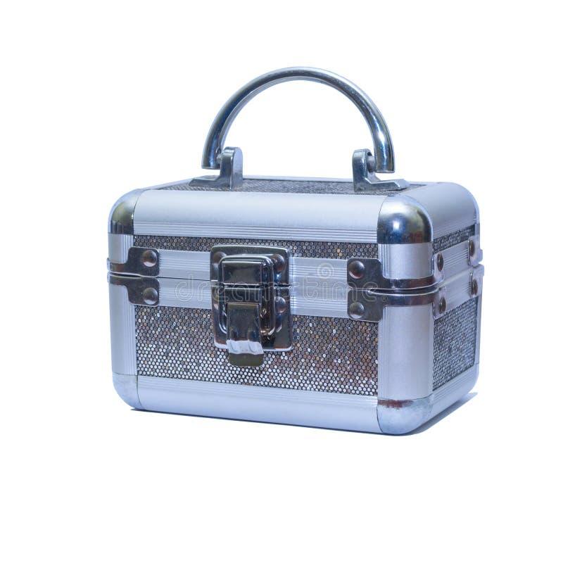 Un pequeño pecho hermoso para almacenar la joyería foto de archivo libre de regalías
