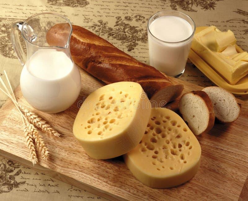 Un petit déjeuner délicieux images stock
