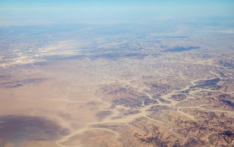 Un pezzo di penisola araba immagine stock libera da diritti