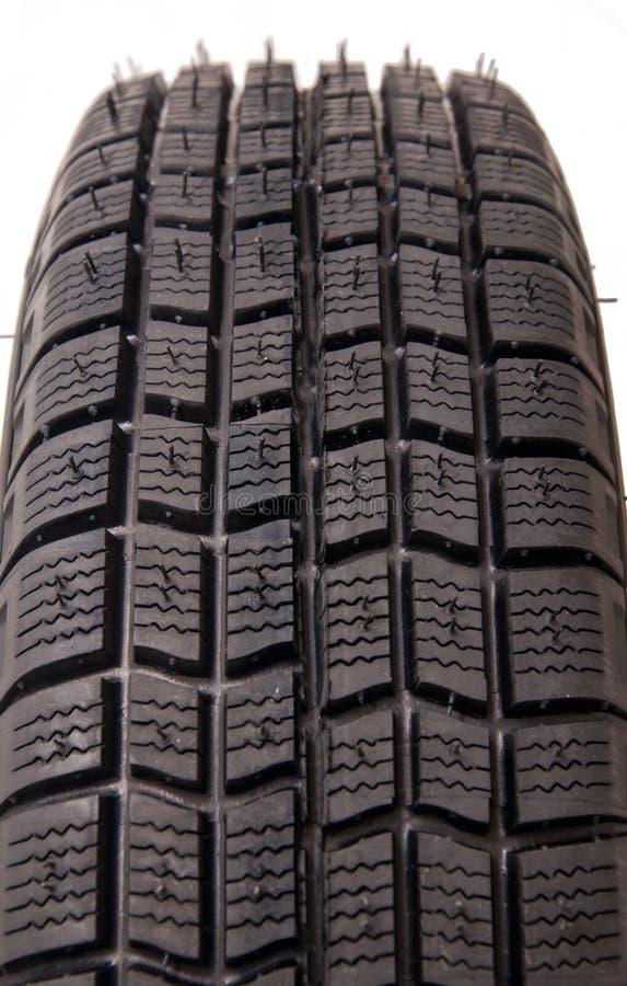 Un pneu photo libre de droits