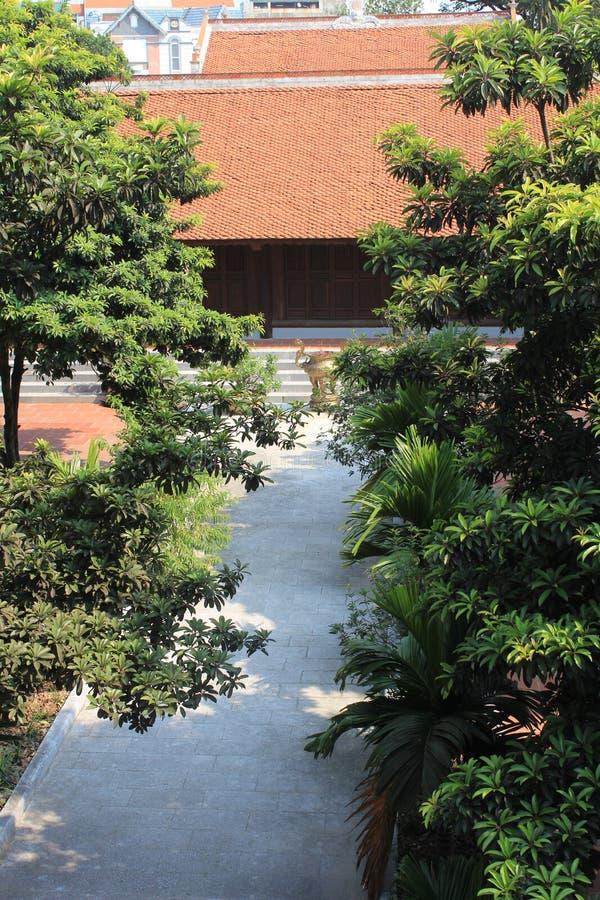 Un Pogoda au Vietnam photo libre de droits
