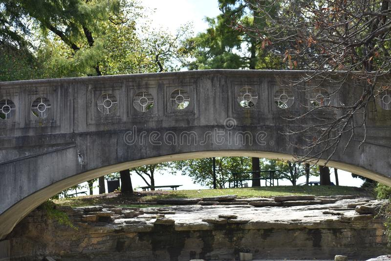 Un pont photographie stock libre de droits