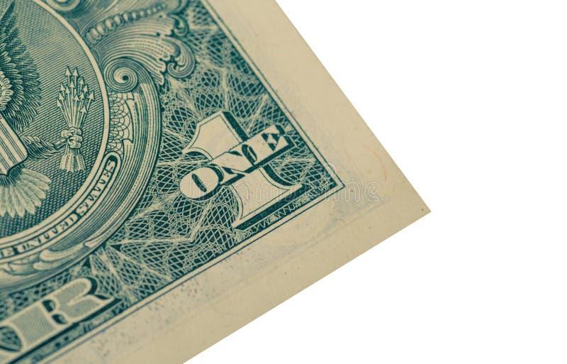 Un primer de la cuenta de dólar foto de archivo libre de regalías