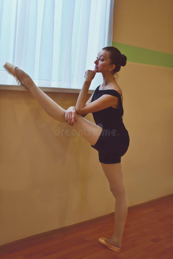 Un profesor del ballet imágenes de archivo libres de regalías