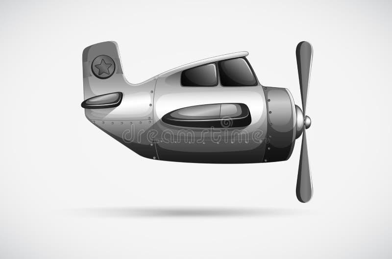 Un propulsor gris libre illustration