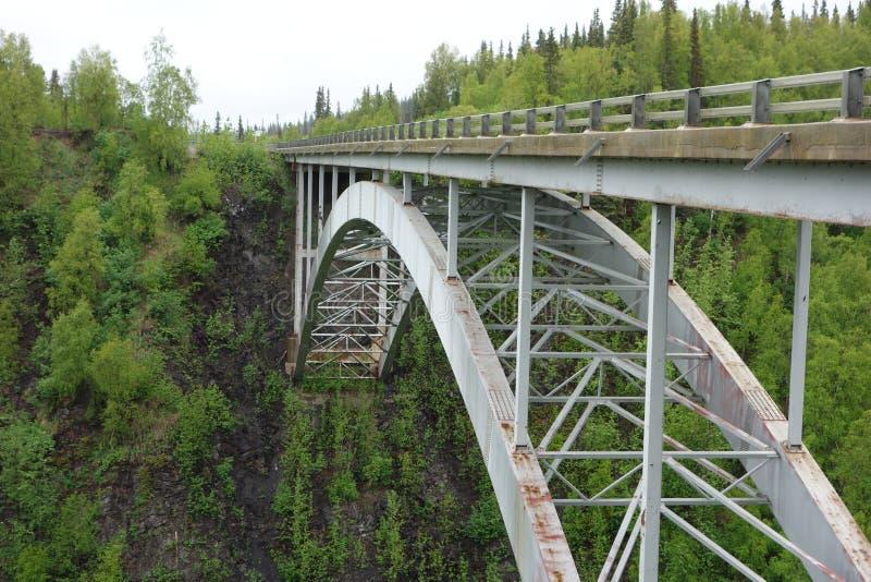 Download Un Puente Pesado Sobre Un Río De Alaska Foto de archivo - Imagen de nectarous, puente: 41914870