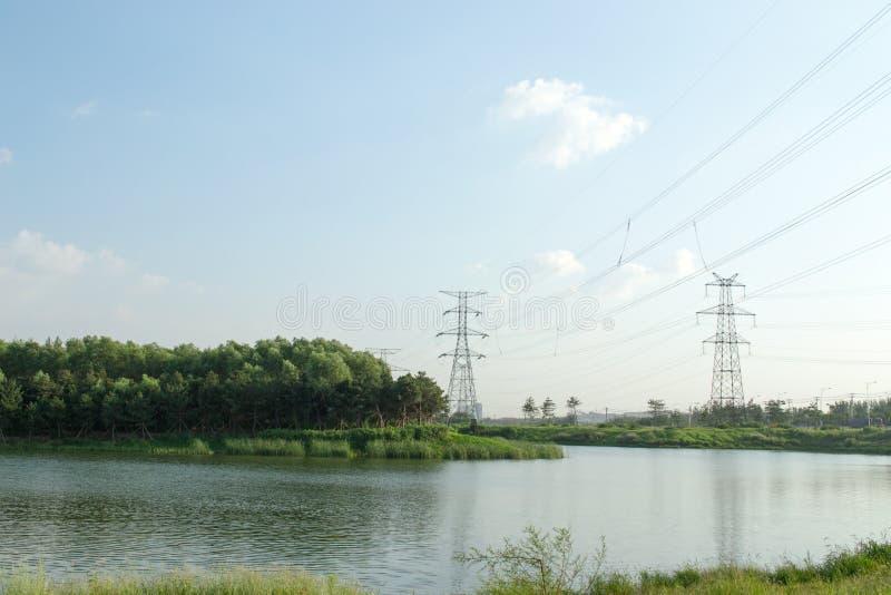 Un qué día agradable en China de Shenyang fotografía de archivo