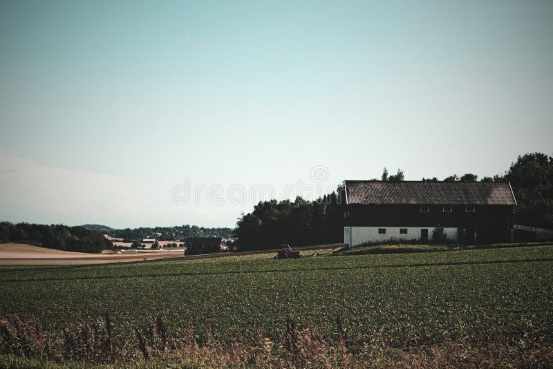 Un rêve du ` s d'agriculteur image stock