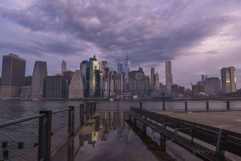 Un racconto di New York immagine stock