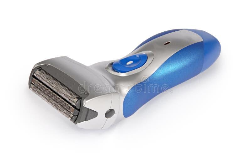 Un rasoir électrique photographie stock libre de droits