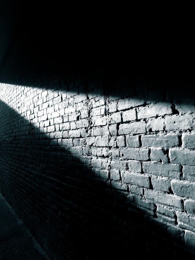 Un rayon de lumière photo libre de droits