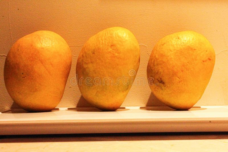 Un roi de mangue de fruit image stock