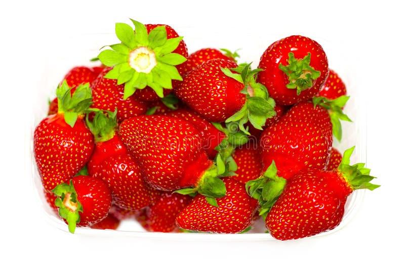 Un sistema de la fresa fresca aislado en el fondo blanco imagenes de archivo