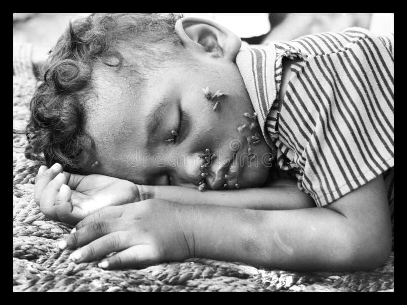 Un sommeil profond photographie stock libre de droits