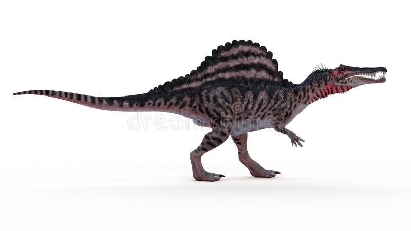 Un spinosaurus illustration stock