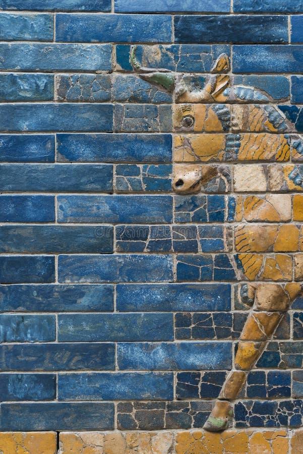 Un symbole d'Aurochs photos stock