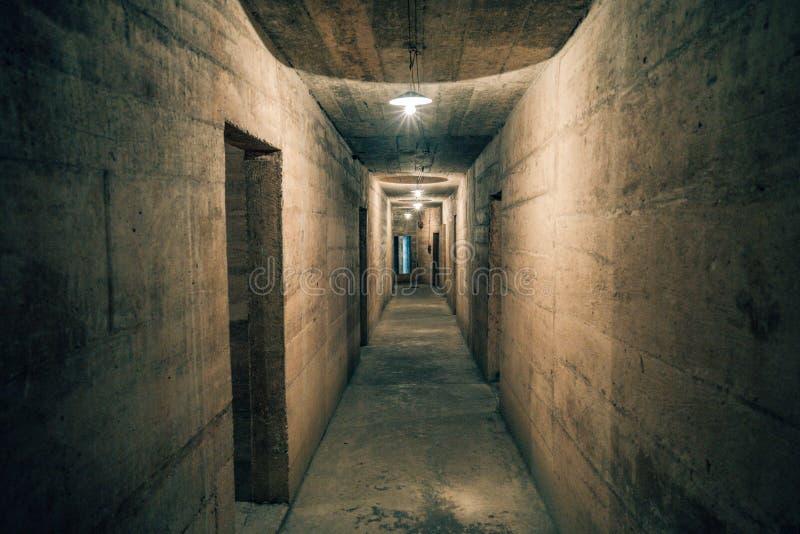 Un système de tunnel au Vietnam image libre de droits