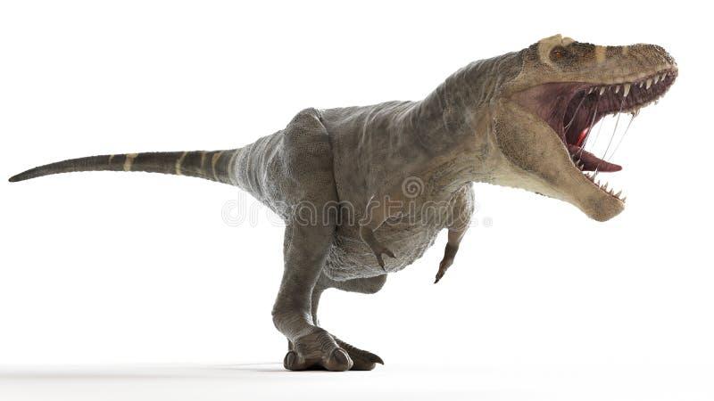 Un t-rex ilustración del vector