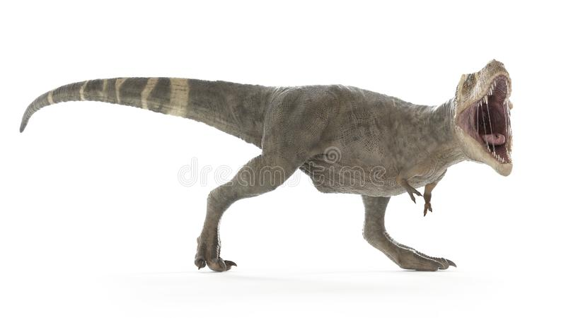 Un t-rex illustration libre de droits