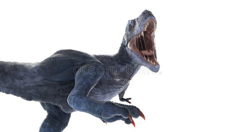 Un t-rex illustration stock