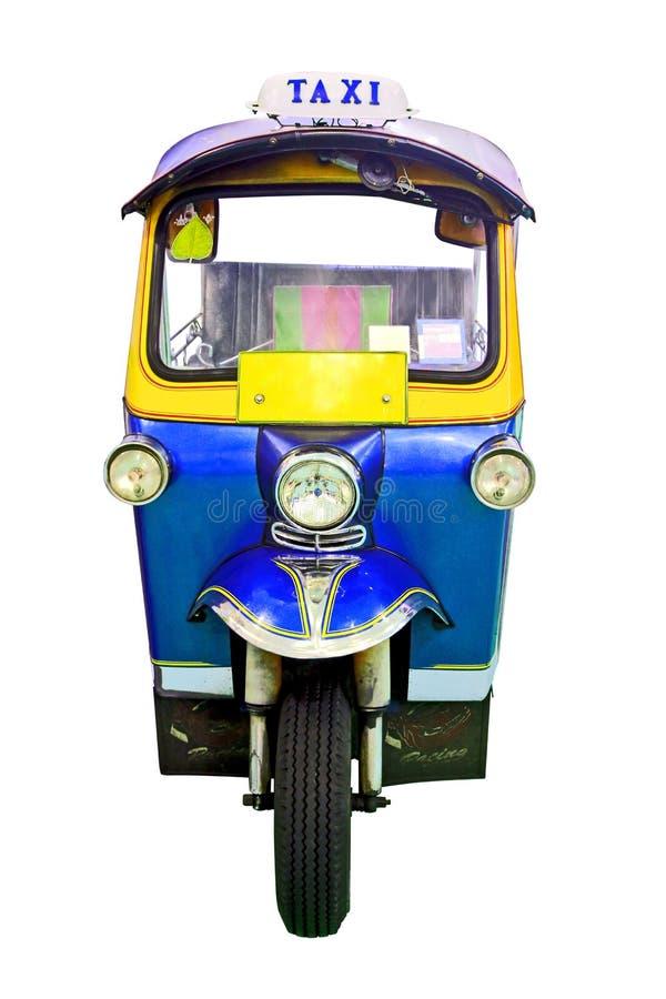 Un taxi tailandese immagini stock