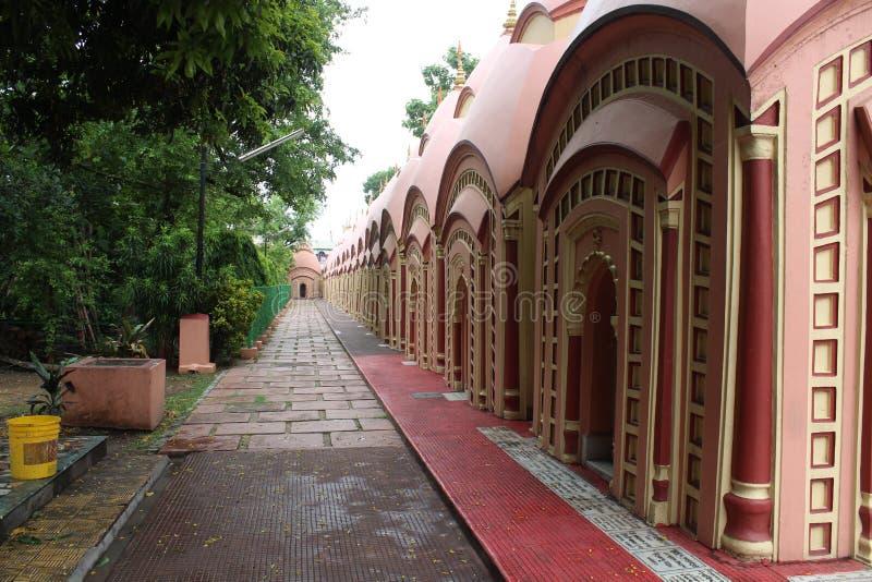 Un templo hindú del shiva fotografía de archivo