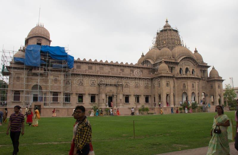 Un templo hindú en la India foto de archivo
