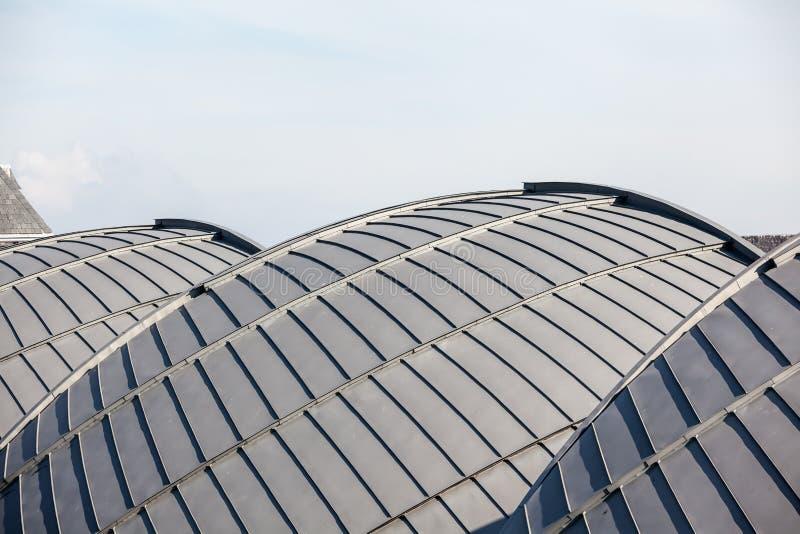 Un toit de zinc images stock