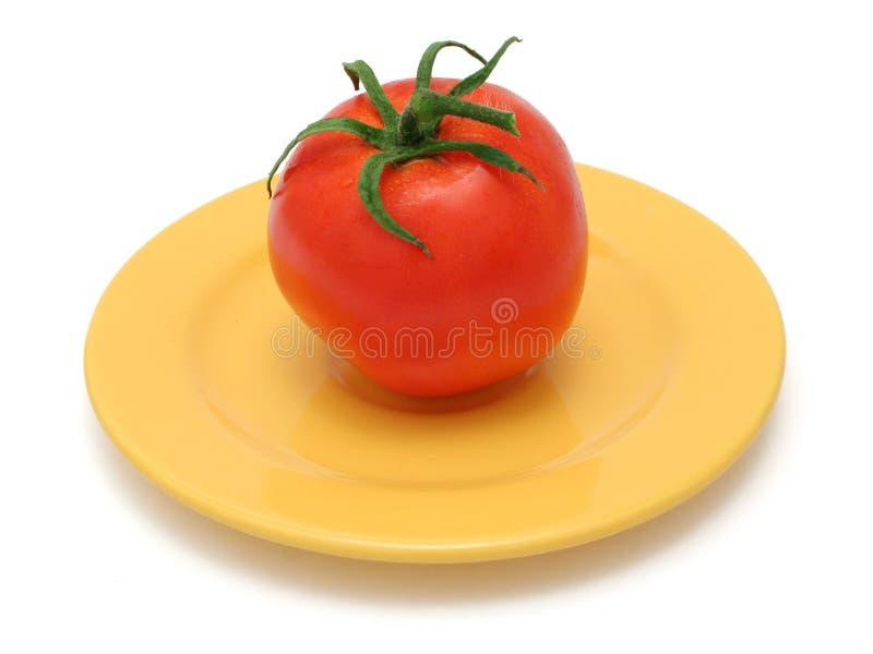 Un tomate foto de archivo libre de regalías