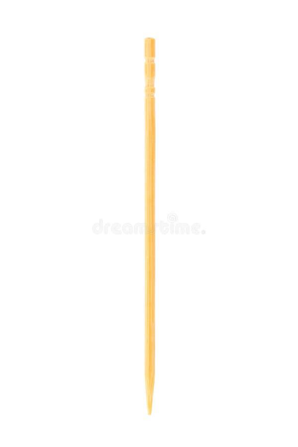 Un toothpick images libres de droits