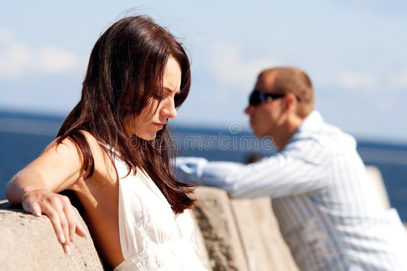 Un uomo e una donna