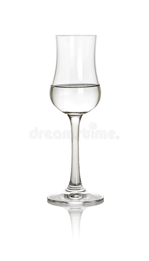 Download Un verre de grappa image stock. Image du distillerie - 45355509