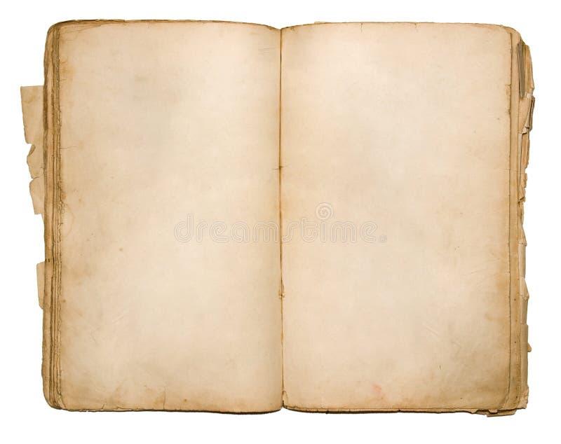 Un vieux livre photo stock