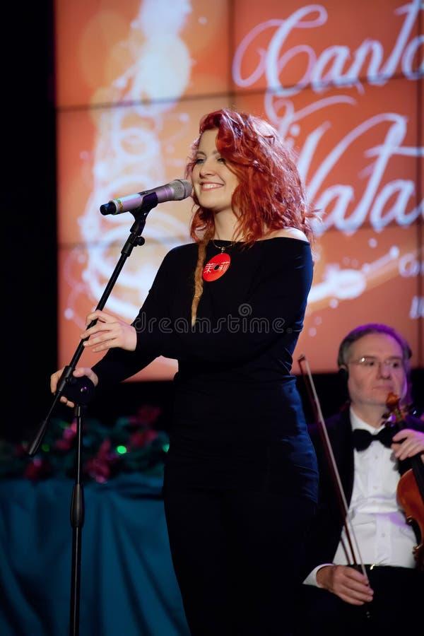 Un villancico de la Navidad (concierto) 2011 - 18 foto de archivo