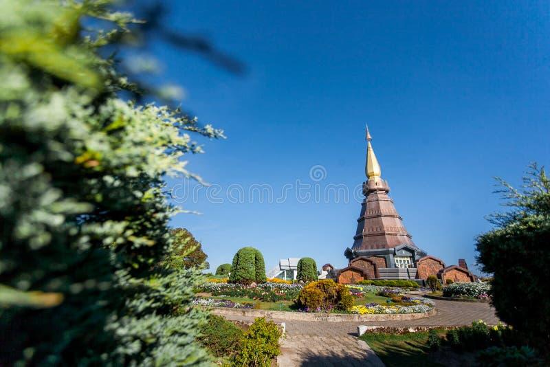 Download Un voyage de Chiang Mai photo stock. Image du pagoda - 45362808