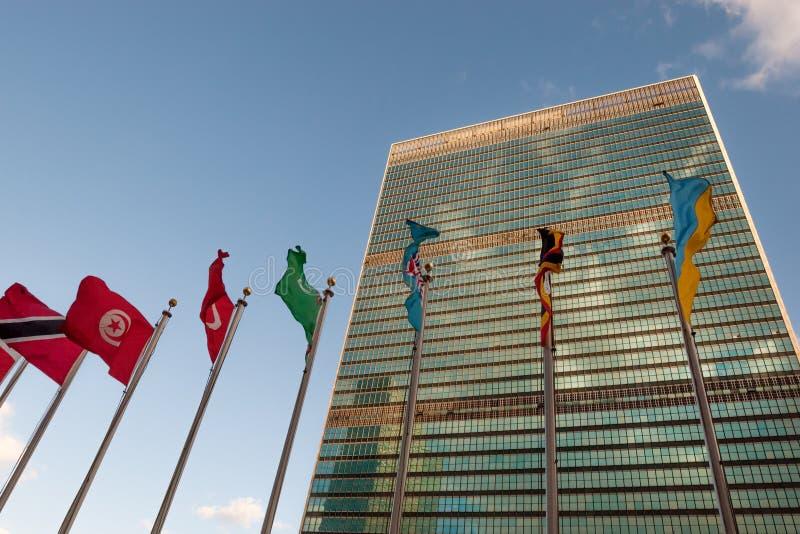 UN w sesi zdjęcie stock