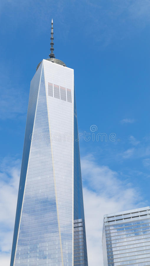 Un World Trade Center immagine stock libera da diritti