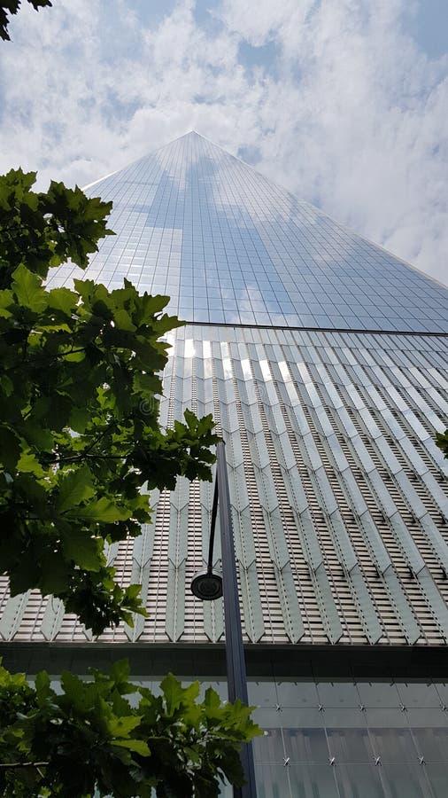 Un World Trade Center fotografia stock