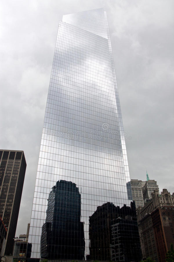 Un World Trade Center New York City imagen de archivo libre de regalías