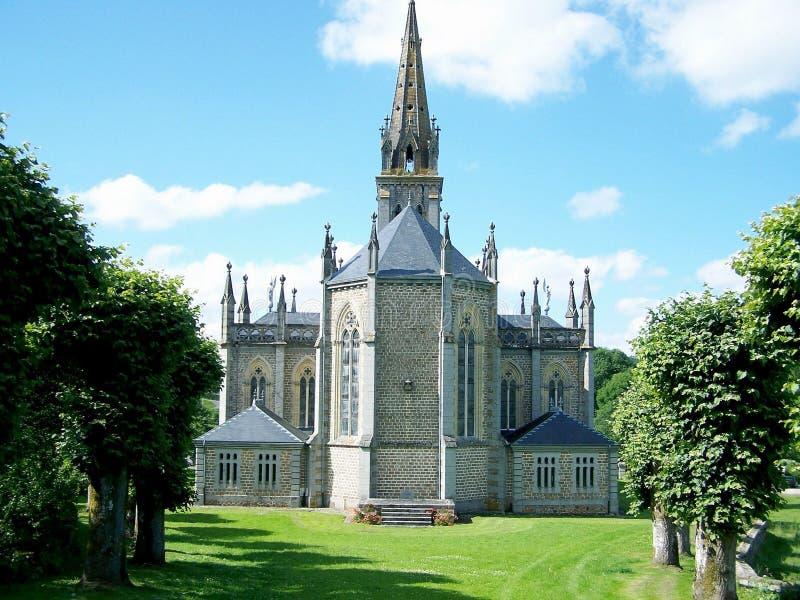 Una basilica magnifica fotografie stock libere da diritti