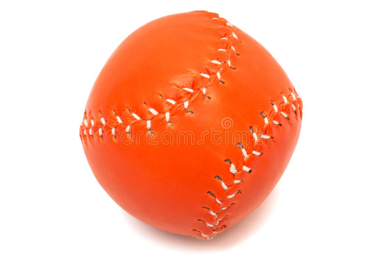 Una bola del béisbol fotos de archivo libres de regalías