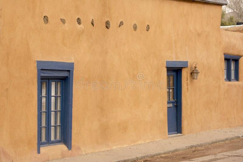 Una Camera in Santa Fe, New Mexico fotografia stock libera da diritti