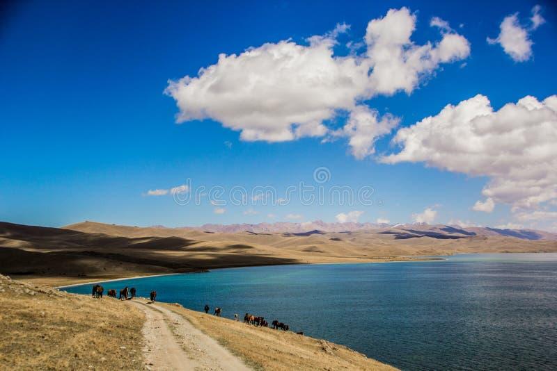 Una canción hermosa Kol del lago foto de archivo libre de regalías